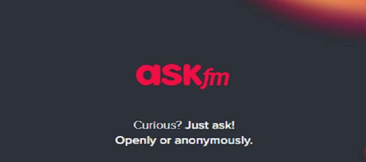Cara Hapus Akun Ask.FM