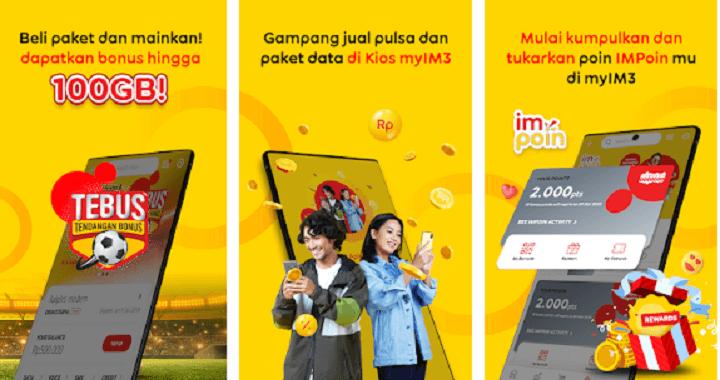 Kode Voucher Kuota Indosat Yang Belum dipakai