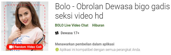 Bolo Live Bebas Apk