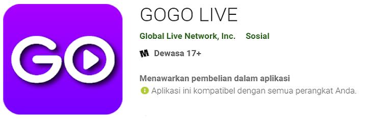 Gogo Live Steaming