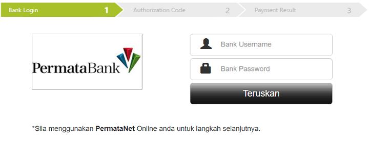 Mobile Banking Permata