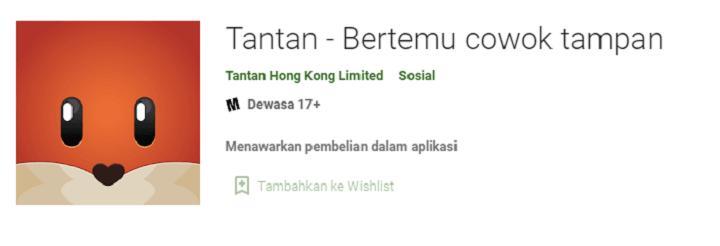 Apk VCS Gratis Tantan